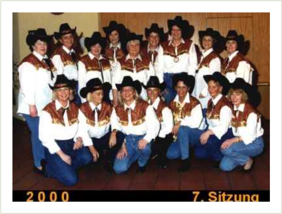 Damensitzung2000